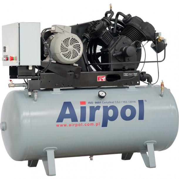Zbiornik sprężonego powietrza jako niezbędne wsparcie dla sprężarki